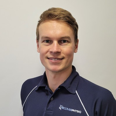 Stuart Wardle Recover Physiotherapy